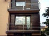 poręcze balkonowe ze stali