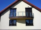 balustrada balkonowa (woj. śląskie)