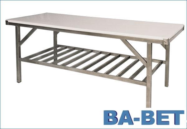 stół rozbiorowy stalowy